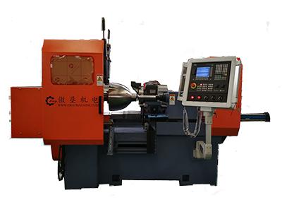 旋压技术的应用越来越广泛,对旋压机的要求也越来越高
