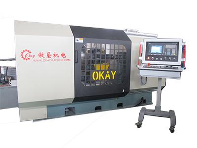 使用数控旋压机的一般制造服务流程